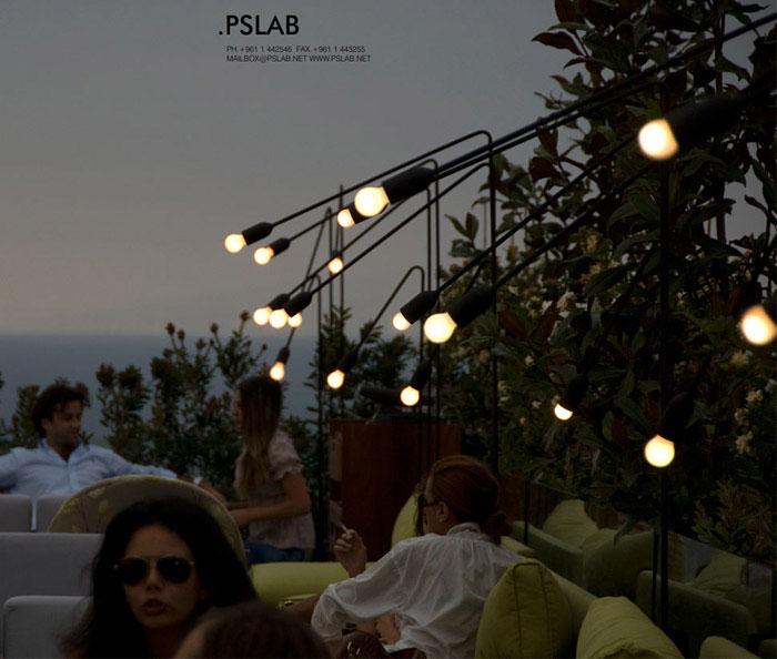 custom lighting products iris bar