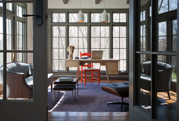 interior design creating refreshing liveliness