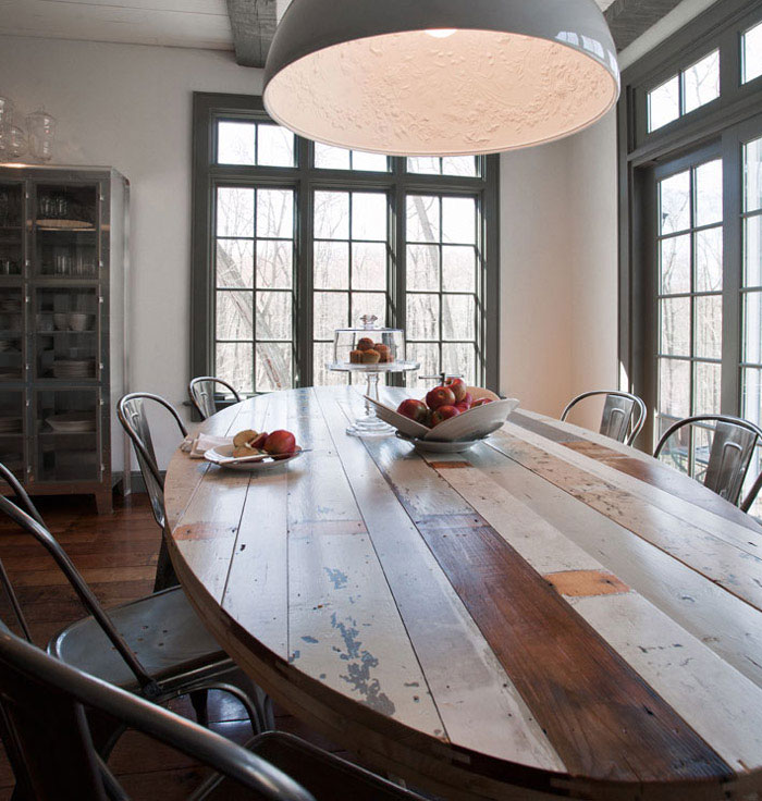 interior design dining area