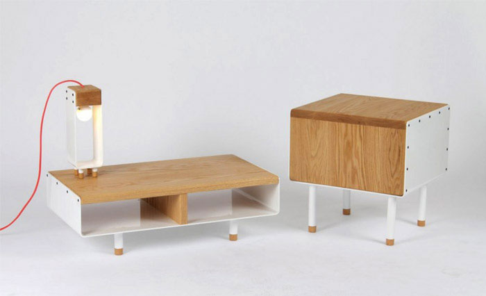 product design funny friendly table chair