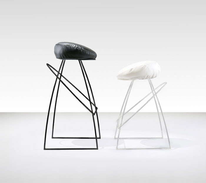 smart stool inspired floppy hat furniture design