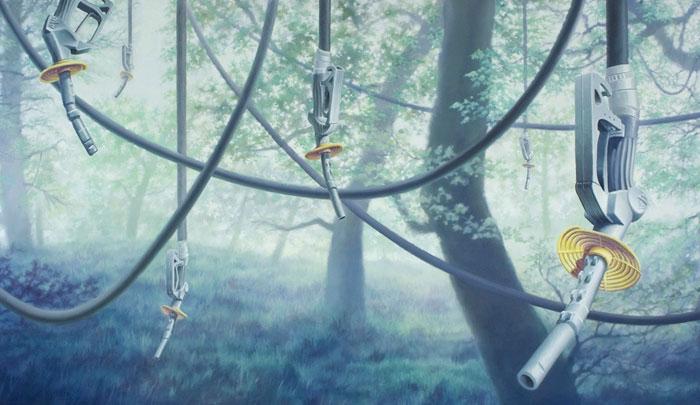 the tangled web art matthew quick2