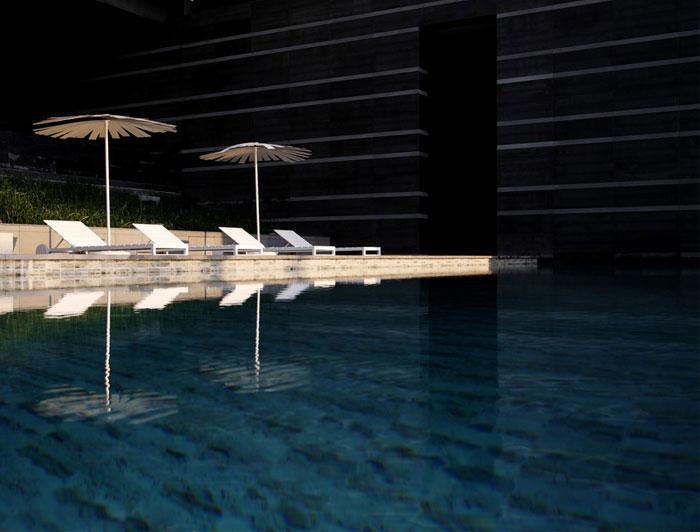luxury villa mayavee phucket pool
