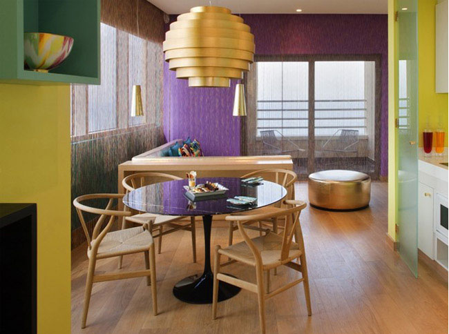 missoni hotel interior design
