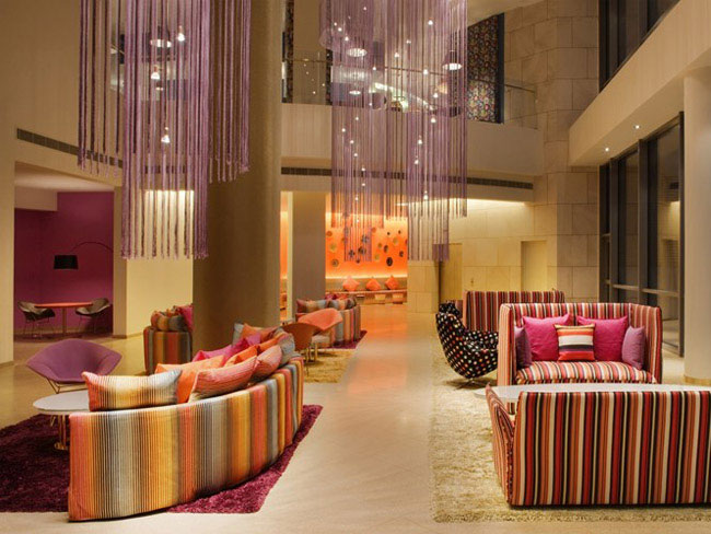 missoni hotel interior design1