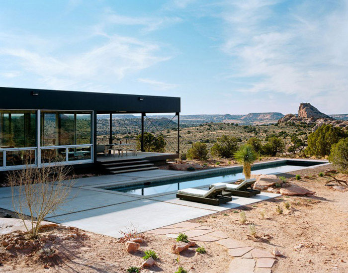 sustainable designed residence outdoor pool1