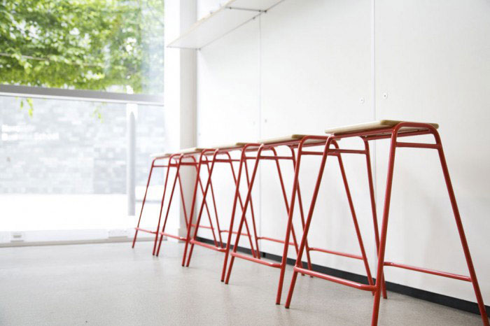 wonderful workshop stool