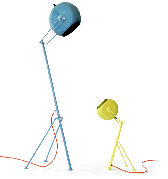 concept series floor table lamp