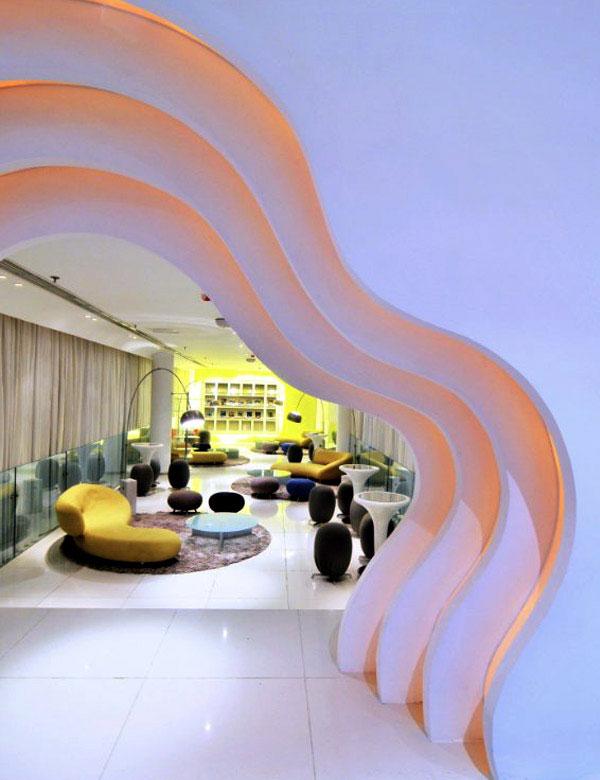 oasis club interior laung area1