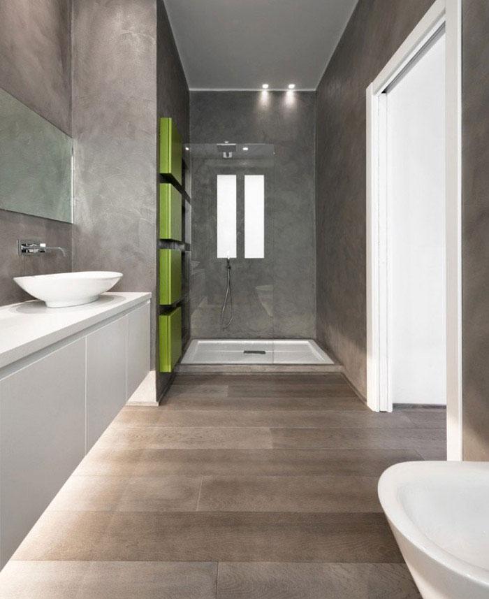 luxurious apartment interior design bathroom