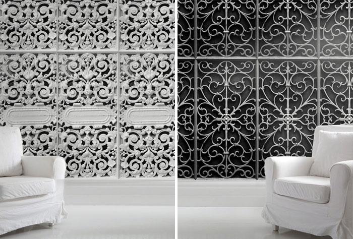 castiron wallpaper