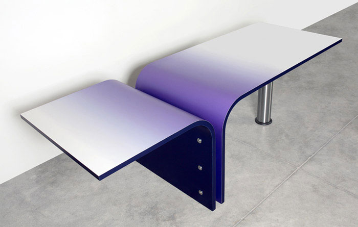 contemporary furniture table gola