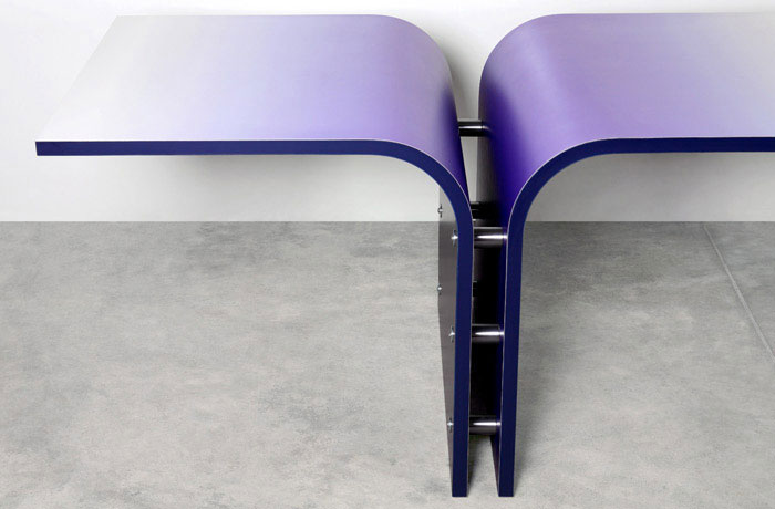 contemporary furniture table