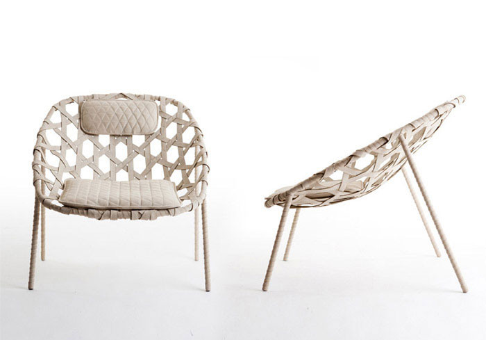 handmade chair benjamin hubert