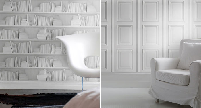 modern decor wallpaper