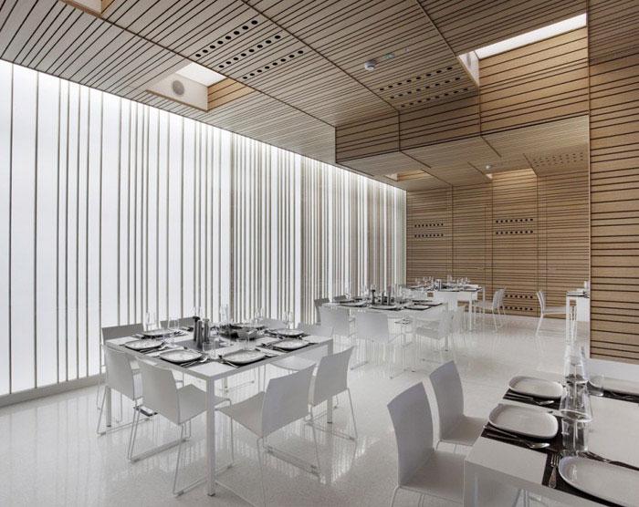 multi purpose open space interior decor