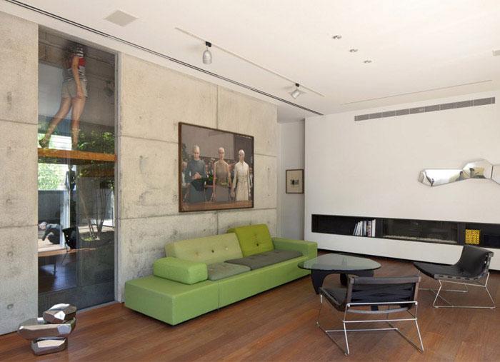 urban house interior decor living room