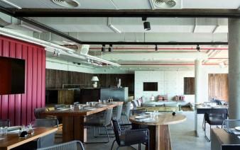 modern interior decorating restaurant 338x212