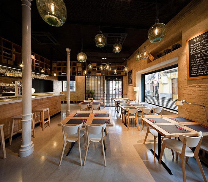restaurant pacatar interior