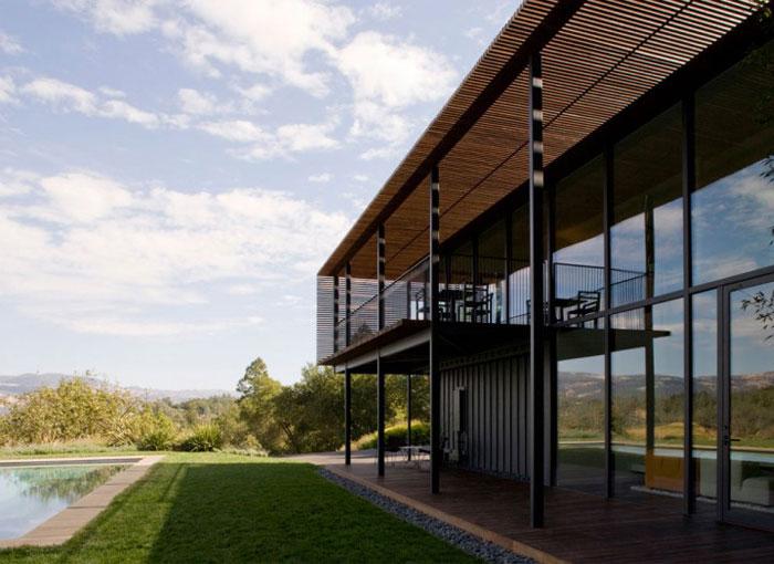 sonoma residence by cooper joseph studio