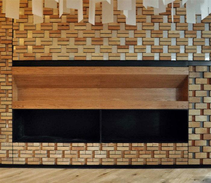 bricks decor lounge