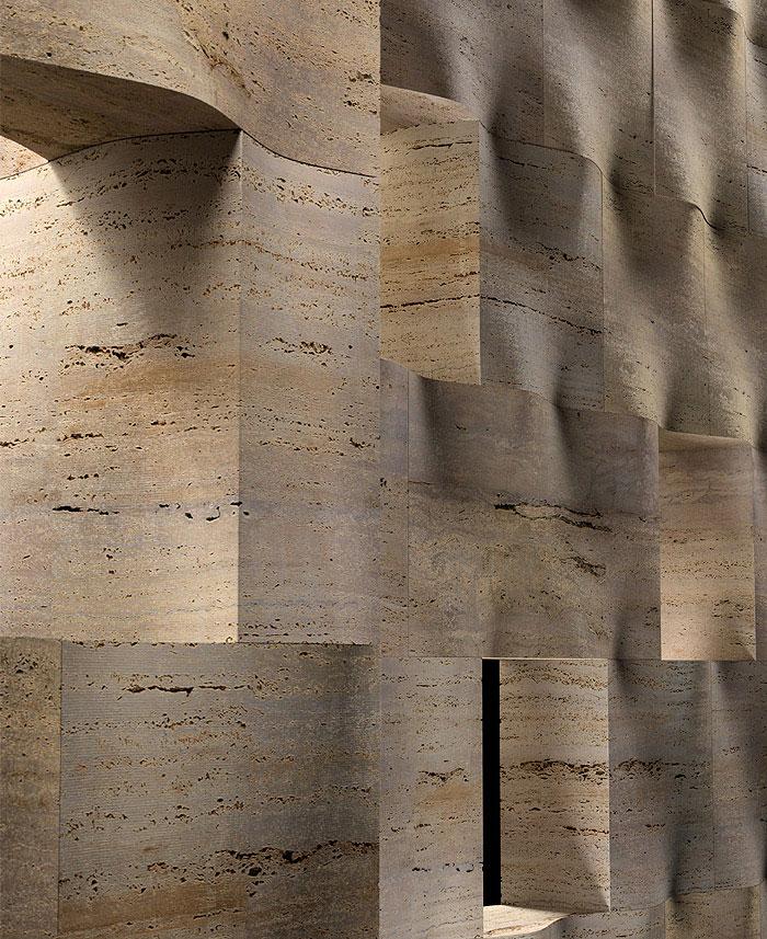modular stone elements lithos design