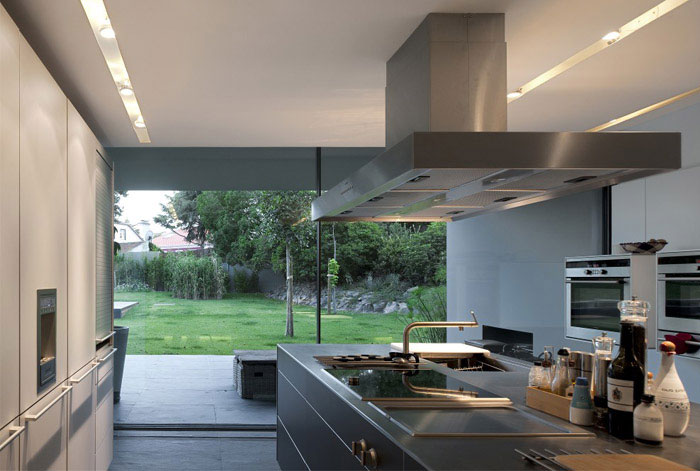 remodeling urban house interior kitchen
