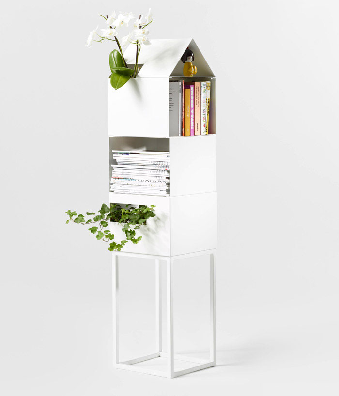 street book shelf