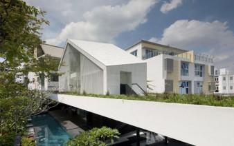 stylish house singapore pool 338x212