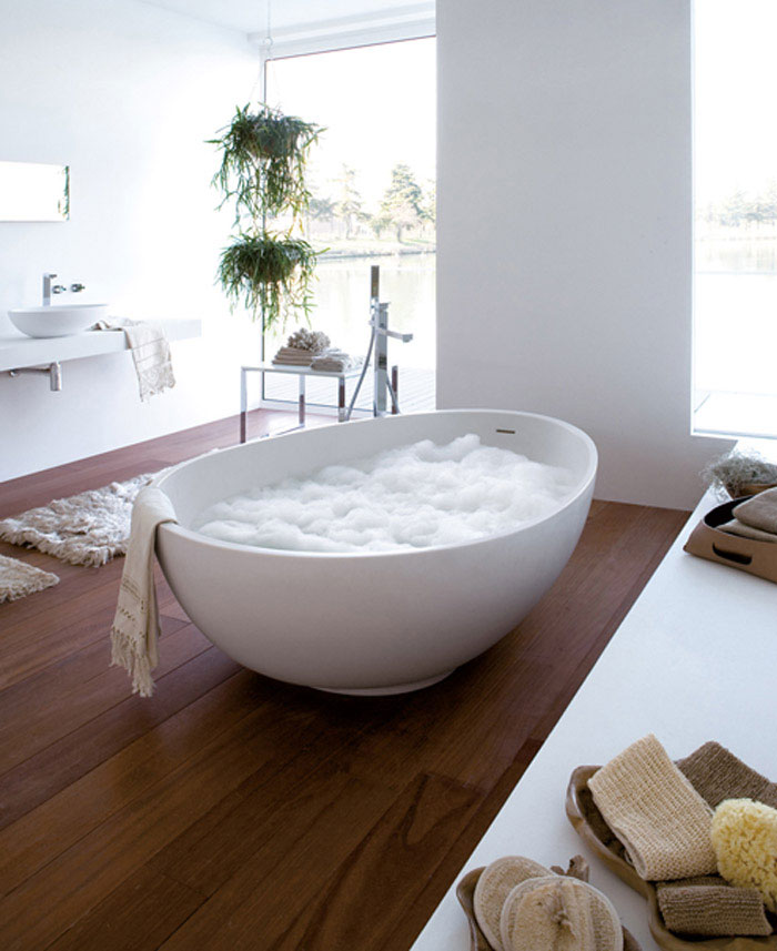 vov bathtub interior