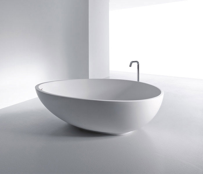 vov bathtub white