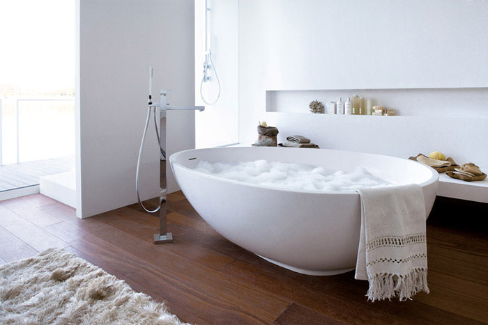 vov large comfortable bathtubs