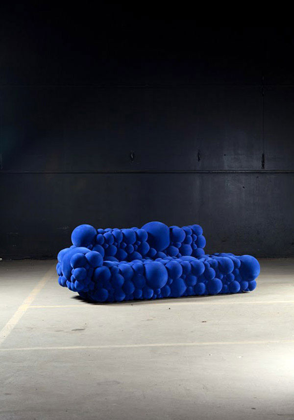 highly contemporary sofa