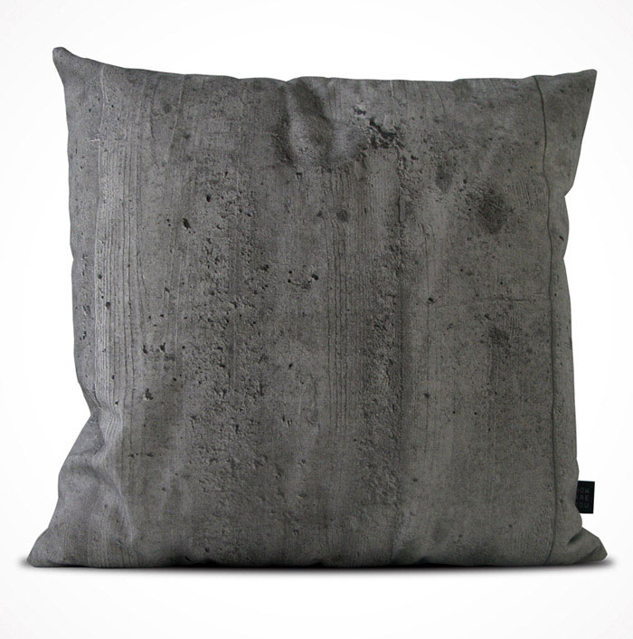 concrete pillow case