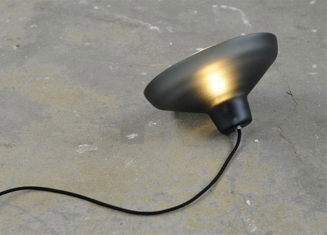 evergreen lighting black