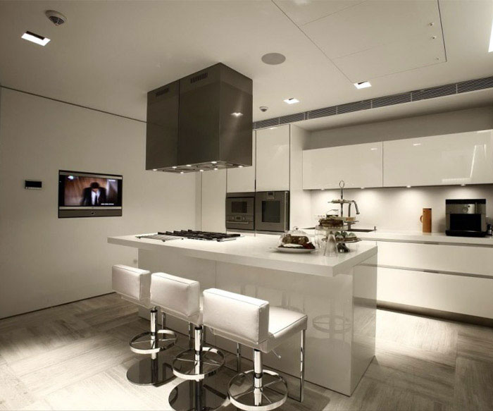 natural modern interiot kitchen