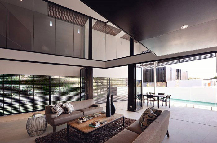 open house interior