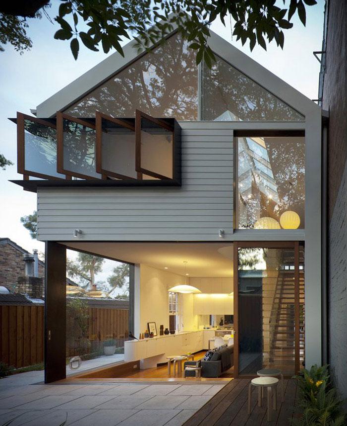 stylish home garden