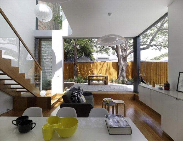 stylish home interior kitchen