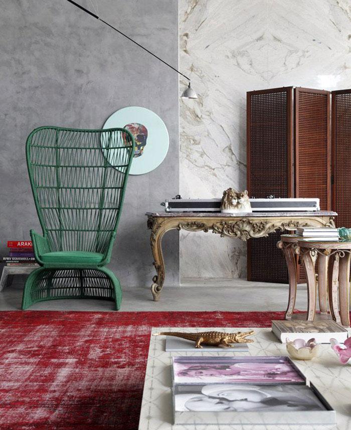 art interior living room