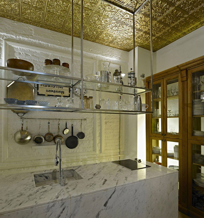 autoban luxery interior kitchen