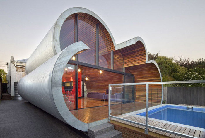 cloud form house