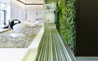 working environment green decor2 338x212