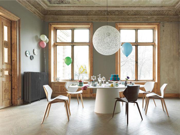 cor furniture dining area