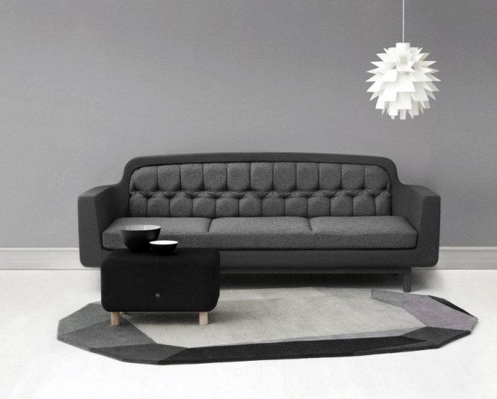 modern form sofa