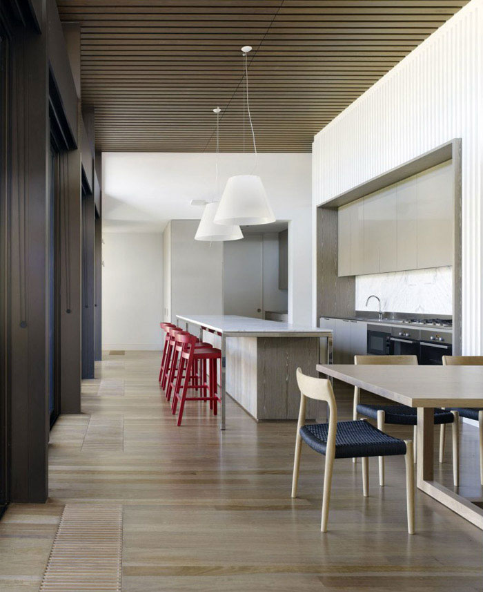 natural light kitchen areas