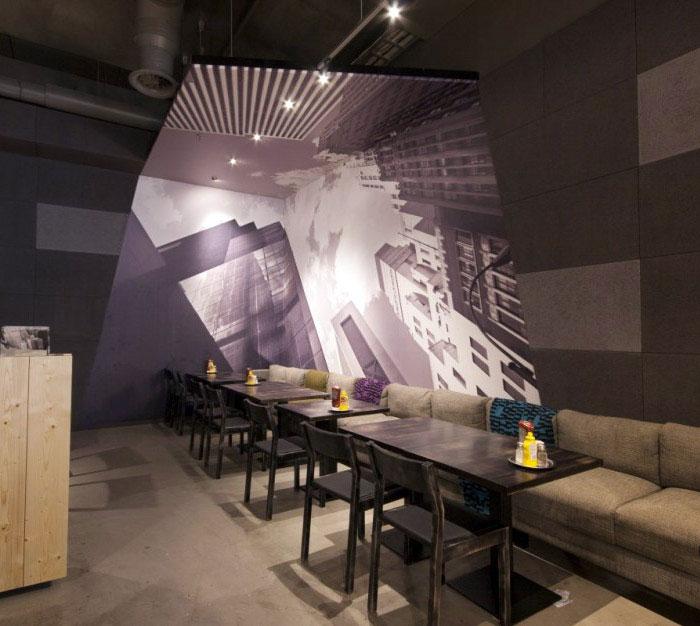 amerikka concept restaurant