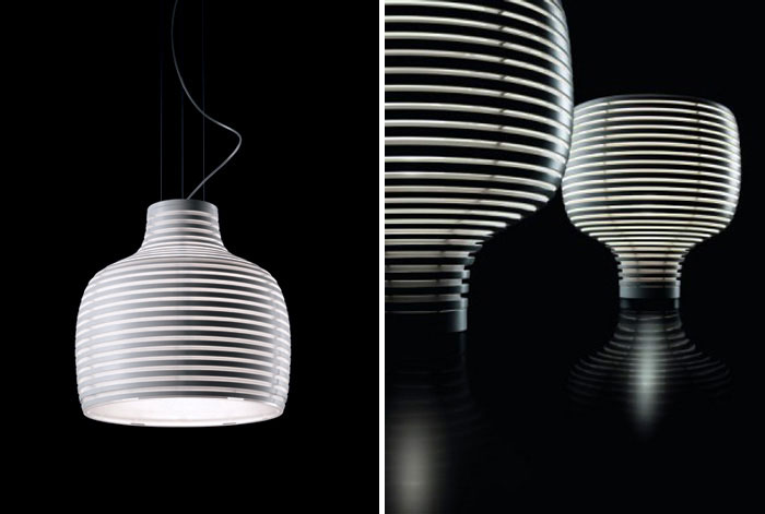 behive gently rounded lamp