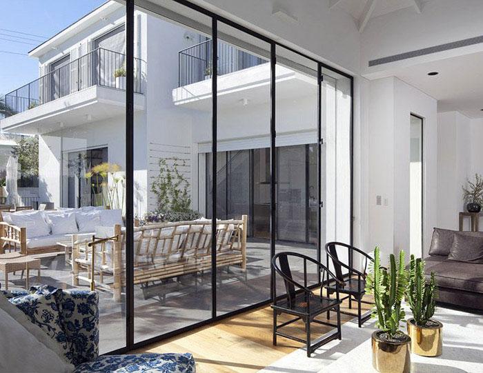 elegant modern house