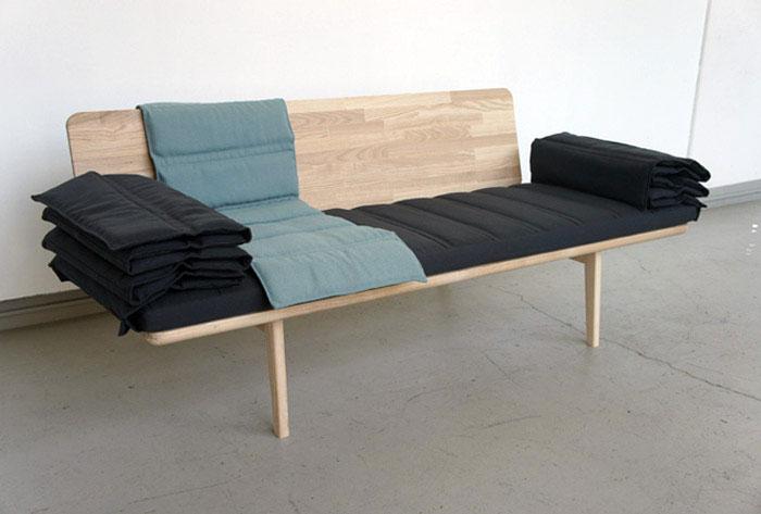 hardwood bench